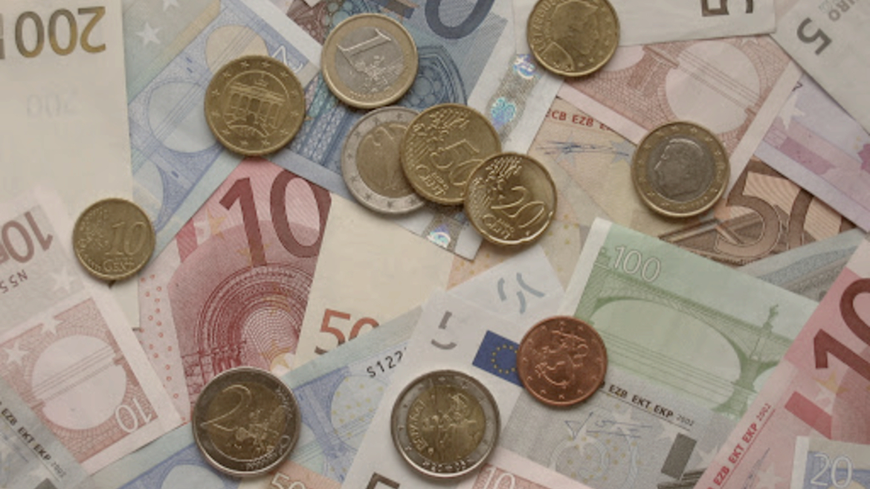 EURO - kermata - hartonomismata - hrimata