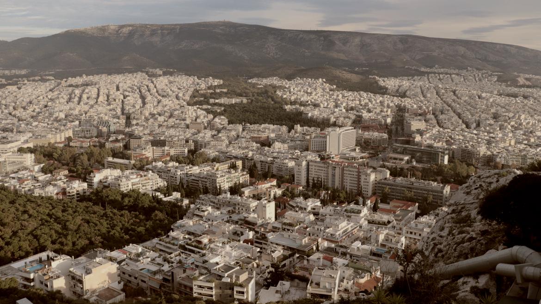 LIKAVITOS panoramiko athina spitia ANDREAS