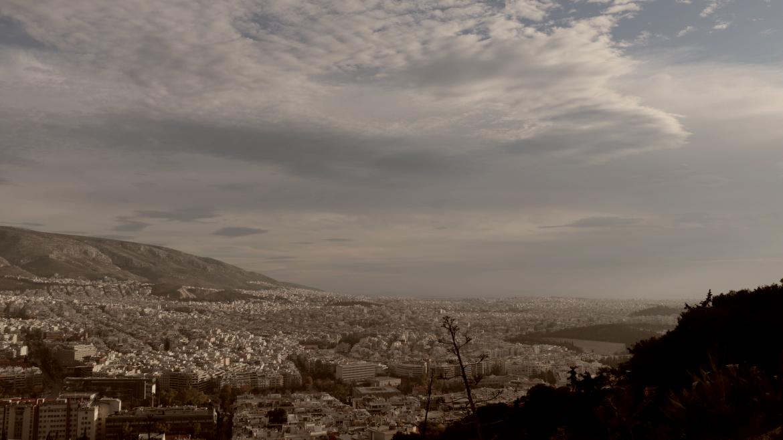 LIKAVITOS panoramiko athinas ANDREAS