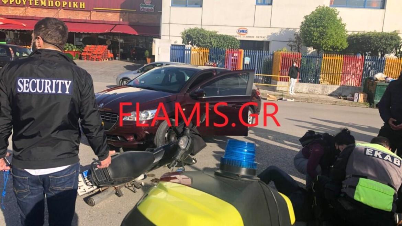 patra- trohaio - mihani - taxi -flamis.gr01