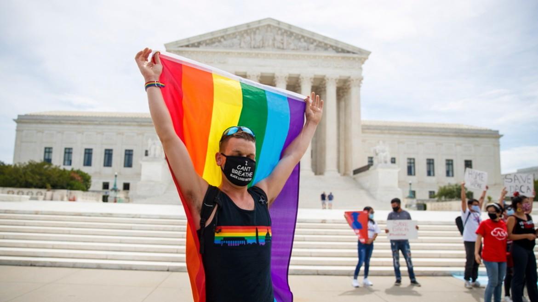 diadilosi -lgbtq - gay - andras - simaia - ouranio- tokso - dikastirio - supreme - court - usa - απε μπε