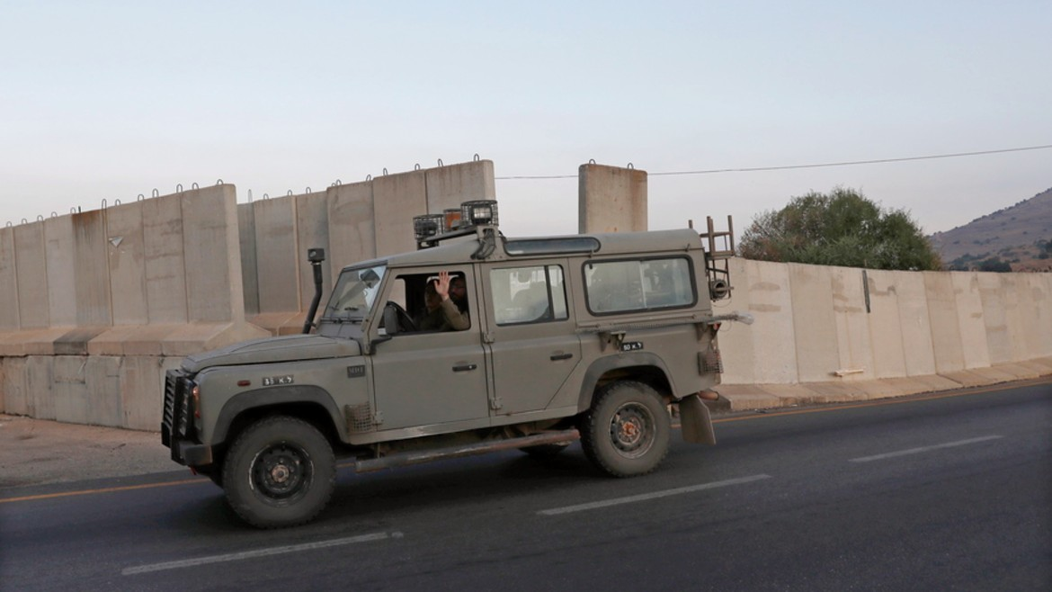 israel - army - jeep - tzip - stratiotes - ape mpe1