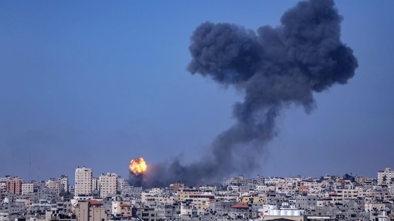 israel - gaza - palaistini - vomvardismoi - imera - απε μπε1