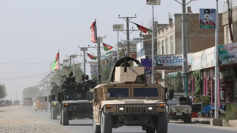 afghanistan - taliban - stratiotes afganoi - simaia afganistan - tanks - ΦΩΤΟΓΡΑΦΙΑ ΑΠΕ ΜΠΕ 22-06-2021 -