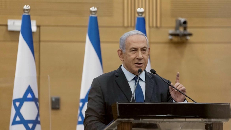 prothipourgos - israel - israil - benjamin - netaniahou - Benjamin Netanyahu - ΑΠΕ ΜΠΕ 30-5-21