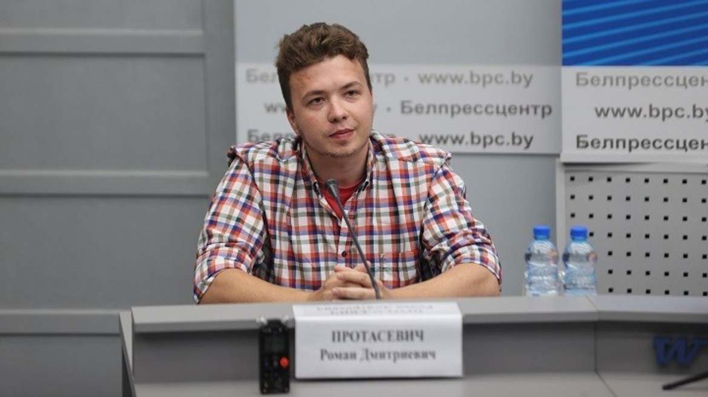 roman - protasevich - belarus - lefkorosia - fylaki - synentefksi - ΦΩΤΟΓΡΑΦΙΑ ΑΠΕ ΜΠΕ -