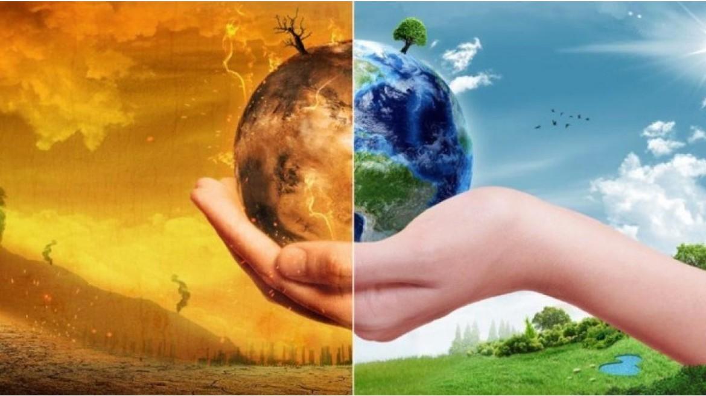 klimatiki - allagi - perivallon - kosmos - effe - ape mpe