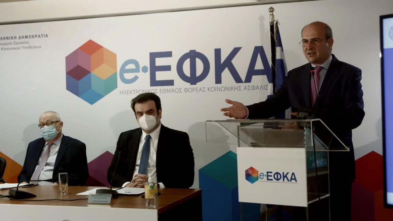 kostis hatzidakis - kyriakos - pierakakis - eefka - parousiasi - maskes ΦΩΤΟΓΡΑΦΙΑ ΓΙΑΝΝΗΣ ΚΟΛΕΣΙΔΗΣ ΑΠΕ ΜΠΕ 21-07-2021--
