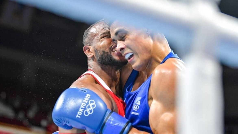 pygmahos - mpokser - boxer - mpaala - baala- dagoma - antipalos - olympic games tokio 2020 ΦΩΤΟΓΡΑΦΙΑ ΑΠΕ ΜΠΕ 27-07-2021