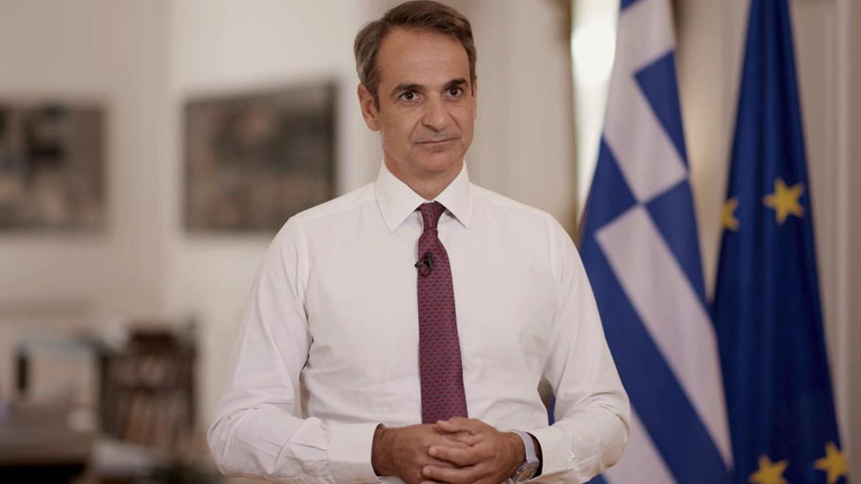 mitsotakis -kyriakos - maksimou - ΦΩΤΟΓΡΑΦΙΑ ΔΗΜΗΤΡΗΣ ΠΑΠΑΜΗΤΣΟΣ ΑΠΕ ΜΠΕ 12-07-2021--