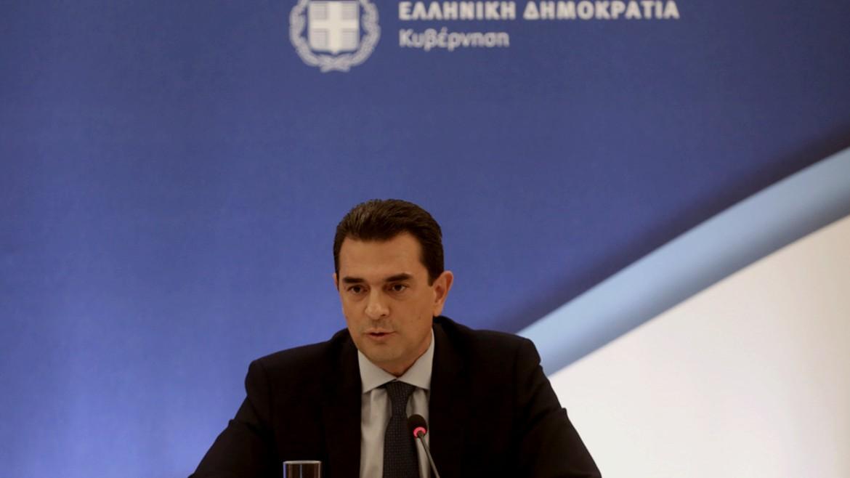 skrekas - kostas - kyvernisi - omilia - ΦΩΤΟΓΡΑΦΙΑ ΑΛΕΞΑΝΔΡΟΣ ΜΠΕΛΤΕΣ ΑΠΕ ΜΠΕ 10-08-2021--