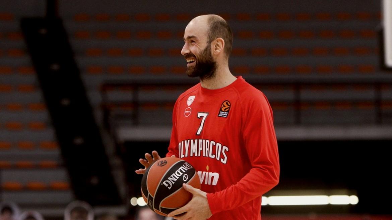 spanoulis - vasilis - mpasket - basket - olympiakos - ΦΩΤΟΓΡΑΦΙΑ ΓΕΩΡΓΙΑ ΠΑΝΑΓΟΠΟΥΛΟΥ ΑΠΕ ΜΠΕ 09-04-2021--