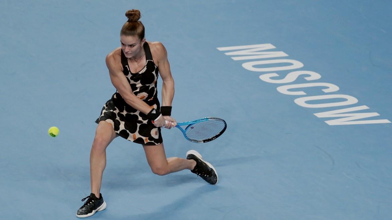 maria - sakkari - tenis - mosxa - moscow - rossia - ape mpe 22-10-2021--