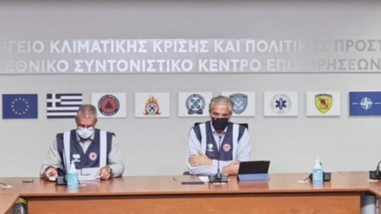 stylianidis - xristos - politiki - prostasia - enimerosi - maskes - ape mpe 14-10-2021--